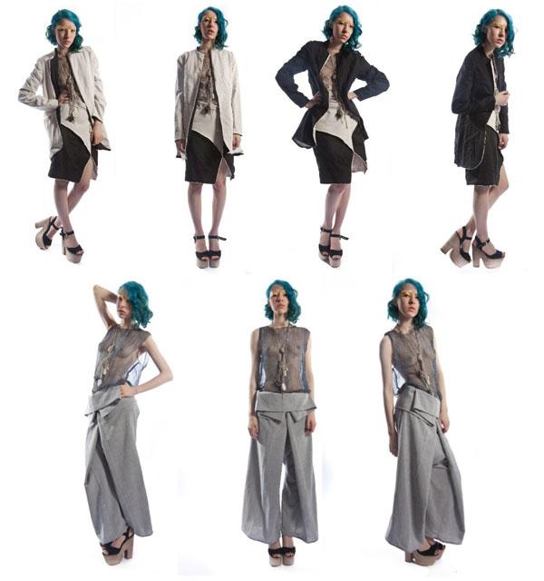 Авангардная коллекция сумок